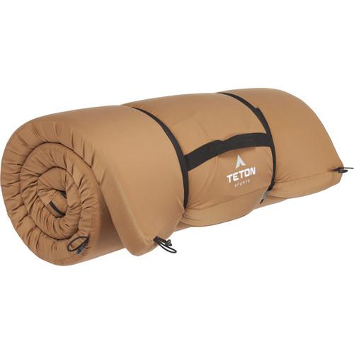 TETON Sports Adventurer Camp Cot Kit with Camp Pad & LED Lantern