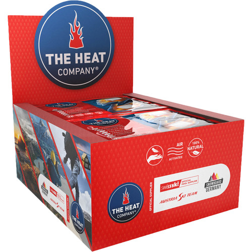 The Heat Company 12-Hour Handwarmers (10 Pairs per Pack, 32 Packs)