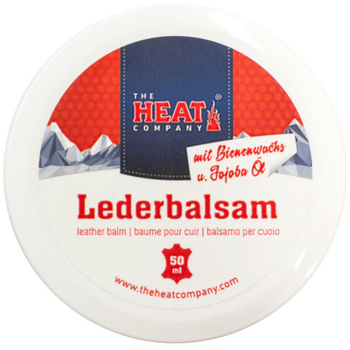 The Heat Company Heat Leather Balm