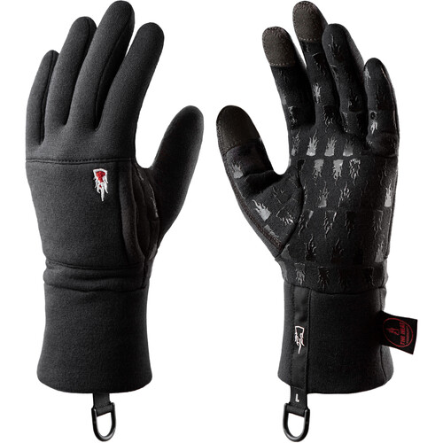 The Heat Company Polartec Merino Glove Liners (Size 10-11)