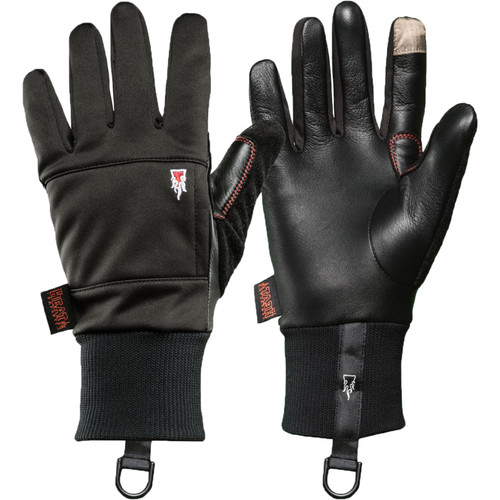 The Heat Company Shell Smart Glove Liner Size 12 (Durable Black)