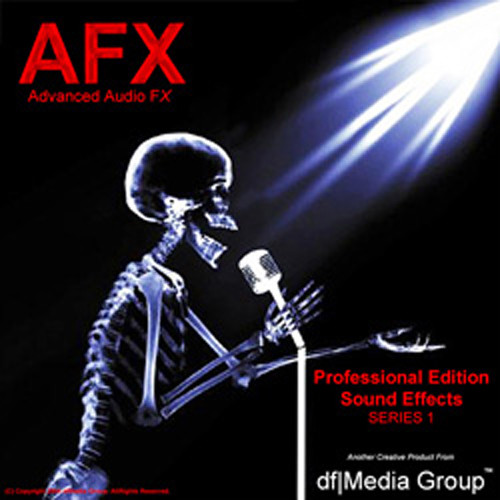 The Hollywood Edge Advanced Audio FX Pro Edition Sound Effects (Download, 24-Bit/48 kHz)
