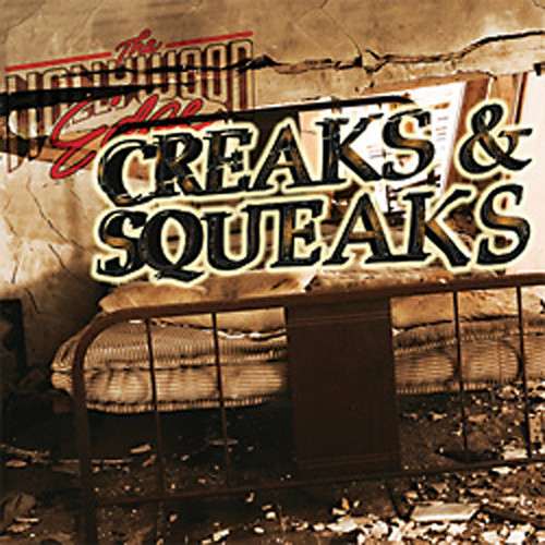 The Hollywood Edge Creaks & Squeaks Sound Effects (Download, 16-Bit/48 kHz)