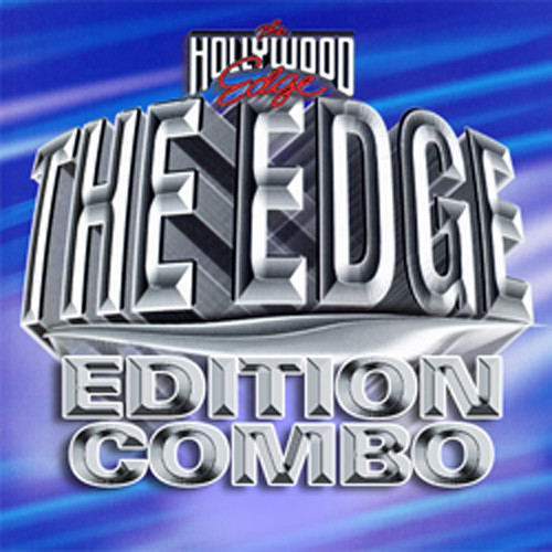 The Hollywood Edge Edge Edition Combo Sound Effects (Download, 16-Bit/48 kHz)