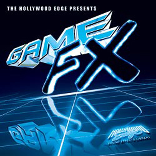 The Hollywood Edge Game FX Sound Effects Library (Download, 16-Bit/48 kHz)