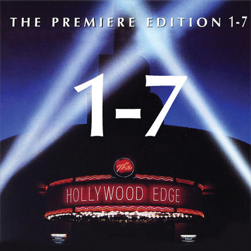 The Hollywood Edge The Premiere Edition Volumes 1-7 Sound Effects (Hard Drive, PC Formatted)