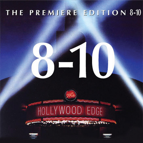 The Hollywood Edge Premiere Editions 8-10 Sound Effects (Hard Drive, Mac Formatted)