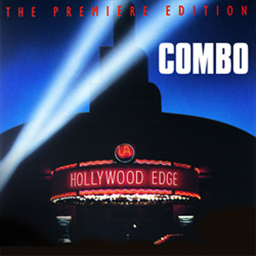 The Hollywood Edge Premiere Edition Combo Sound Effects Hard Drive (PC)