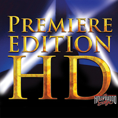 The Hollywood Edge Premiere Edition HD Sound Effects on Hard Drive/Downloadable (PC)