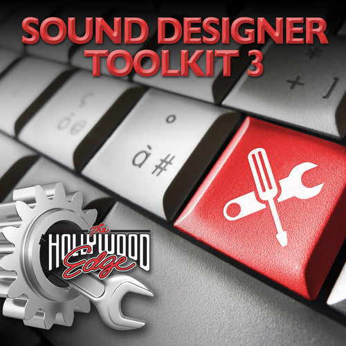 The Hollywood Edge Sound Designer Toolkit 3 (Download, 16-Bit/48 kHz)