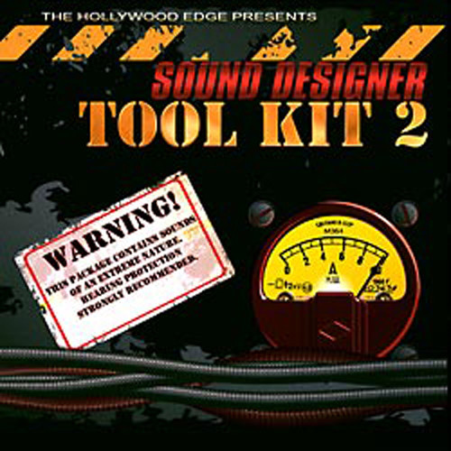 The Hollywood Edge Sound Designer Toolkit 2 (Download)
