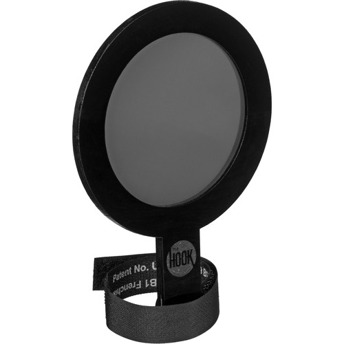 The Hook Studios 375RB Pop Filter (Regular Round, Black)