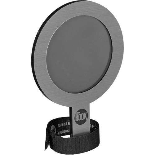 The Hook Studios 375RS Pop Filter (Regular Round, Silver)