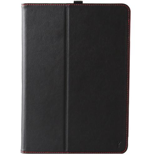 "The Joy Factory SmartBlazer Exec Case for iPad 9.7"" 5th Gen & iPad Air (Black/Red)"