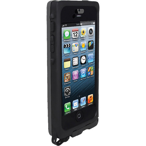 The Joy Factory aXtion Pro Case for iPhone 5 (Black/Gray)