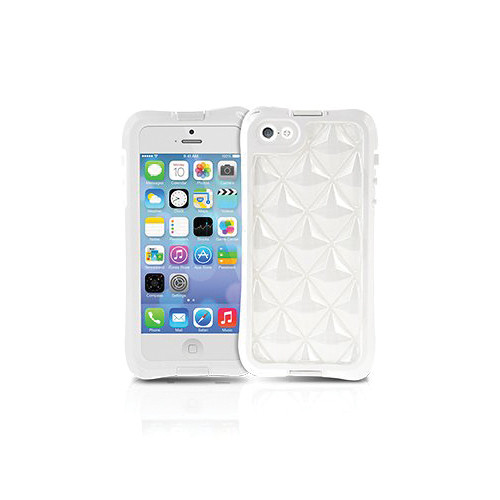 The Joy Factory aXtion Go Case for iPhone 5 (White)