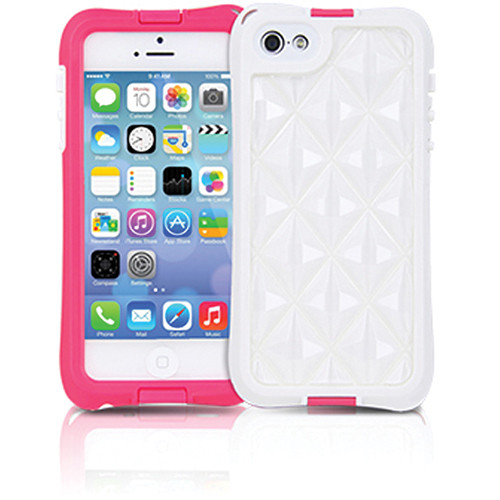 The Joy Factory aXtion Go Case for iPhone 5 (Fuchsia Pink)