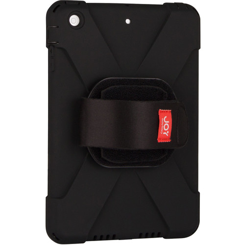 The Joy Factory aXtion Bold M-Series Case with Hand Strap for iPad mini 1,2,3 (Black)