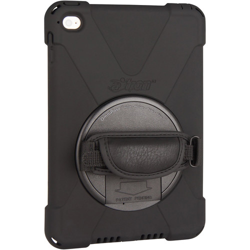The Joy Factory aXtion Bold Case with OminiPose for iPad mini 4 (Black)