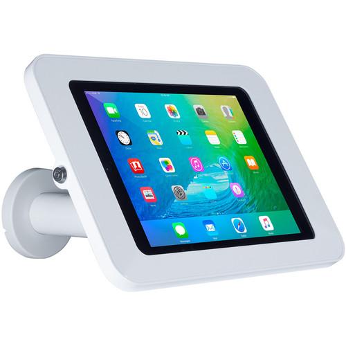 The Joy Factory Elevate II Wall/Countertop Kiosk for iPad 9.7 5th Gen & iPad Air (White)