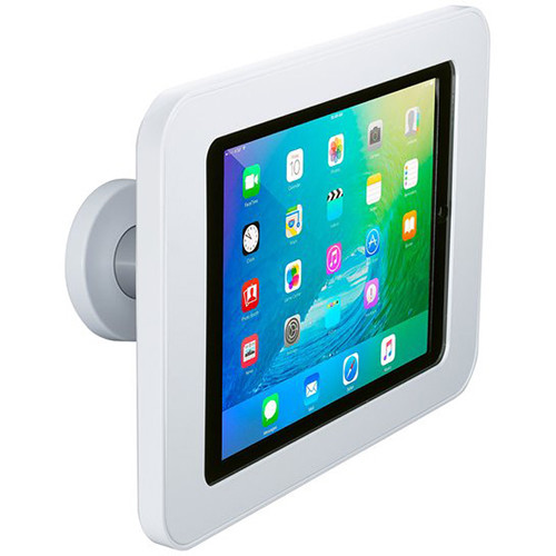 The Joy Factory Elevate II On-Wall Mount Kiosk (White)