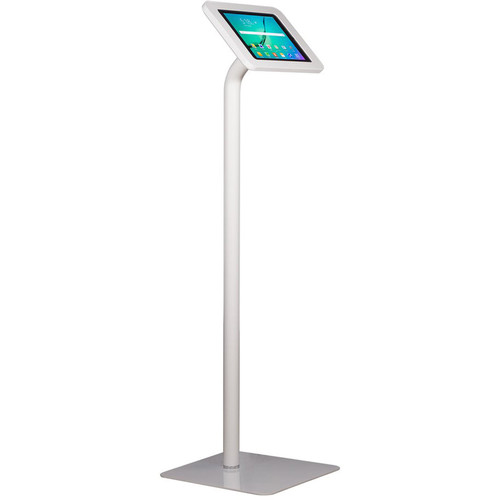 "The Joy Factory Elevate II Floor Stand Kiosk for 9.7"" Galaxy Tab S2"