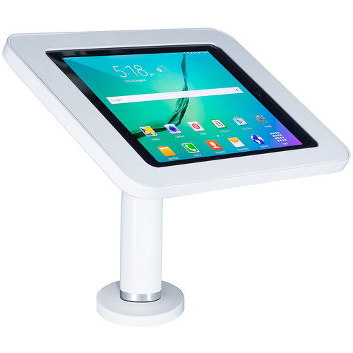 The Joy Factory Elevate II Wall/Countertop Kiosk (White)