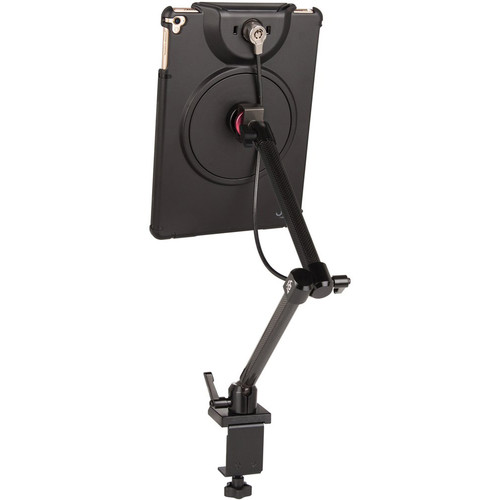 """The Joy Factory MagConnect Clamp Mount with LockDown Tray for 9.7"""" iPad Pro/iPad Air 2"""