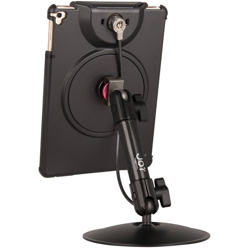 """The Joy Factory MagConnect Desk Stand with LockDown Mount for 9.7"""" iPad Pro/iPad Air 2"""