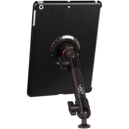 "The Joy Factory MMA201 MagConnect Tripod/Mic Stand Mount for iPad Air/9.7"" 2017 iPad"