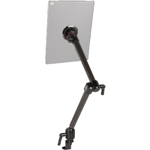 The Joy Factory MagConnect Carbon Fiber Seat Bolt Mount for iPad Pro