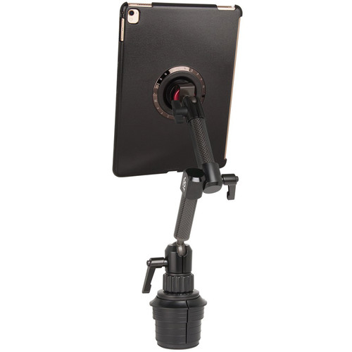 """The Joy Factory MagConnect Cup Holder Mount for 9.7"""" iPad Pro/iPad Air 2"""