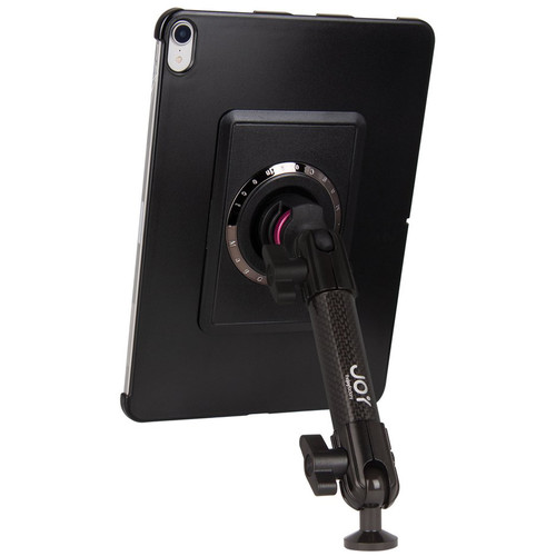 The Joy Factory MagConnect Carbon Fiber Tripod with Mic Stand Mount for iPad Pro 11""