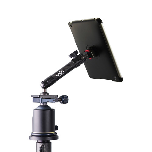 The Joy Factory MagConnect Tripod/Mic Stand Mount for iPad mini/iPad mini with Retina Display