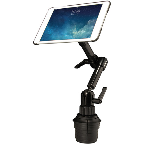 The Joy Factory MagConnect Cup Holder Mount for iPad mini with Retina Display