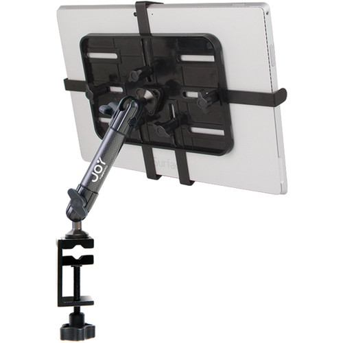 """The Joy Factory Unite M C-Clamp Mount for 12"""" Tablets"""