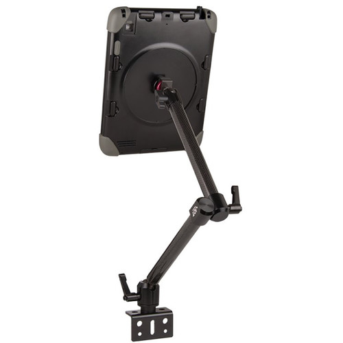 The Joy Factory MagConnect Pro Wheelchair Rail Mount Ultra Rugged Waterproof Case for iPad Air