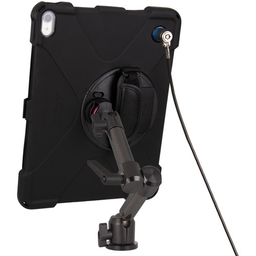 "The Joy Factory MagConnect Carbon Fiber Dual Arm Bold MPS Wall Counter Dual Arm Mount for iPad Pro 12.9"" 3rd Gen"