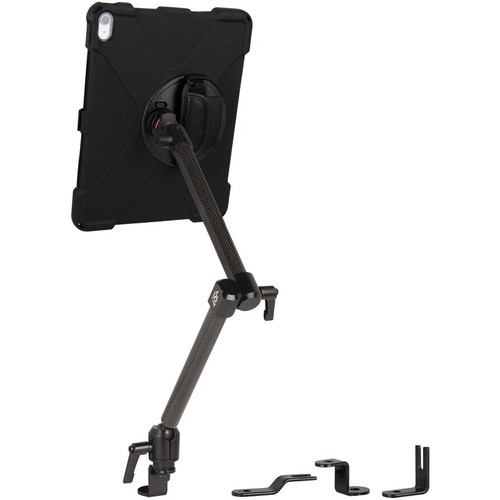 "The Joy Factory MagConnect Carbon Fiber Dual Arm Bold MP Seat Bolt Mount for iPad Pro 12.9"" 3rd Gen"