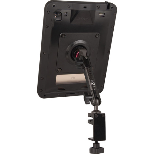The Joy Factory MagConnect Pro C-Clamp Mount with aXtion Pro Ultra Case for iPad Pro 9.7 & iPad Air 2
