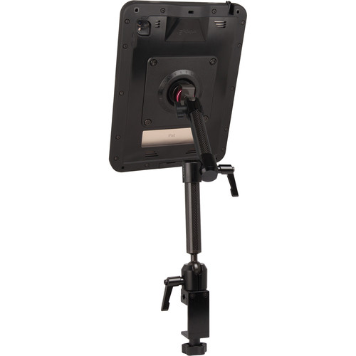 The Joy Factory MagConnect Pro Wheelchair Mount with aXtion Pro Ultra Case for iPad Pro 9.7 & iPad Air 2