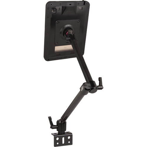 The Joy Factory MagConnect Pro Wheelchair Rail Mount with aXtion Pro Ultra Case for iPad Pro 9.7 & iPad Air 2