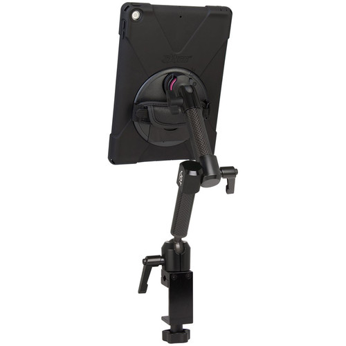 """The Joy Factory MagConnect Bold MP Dual C-Clamp Mount for iPad 9.7"""" (5th Generation)"""