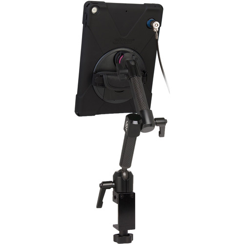 """The Joy Factory MagConnect Bold MPS Dual C-Clamp Mount for iPad 9.7"""" (5th Generation)"""