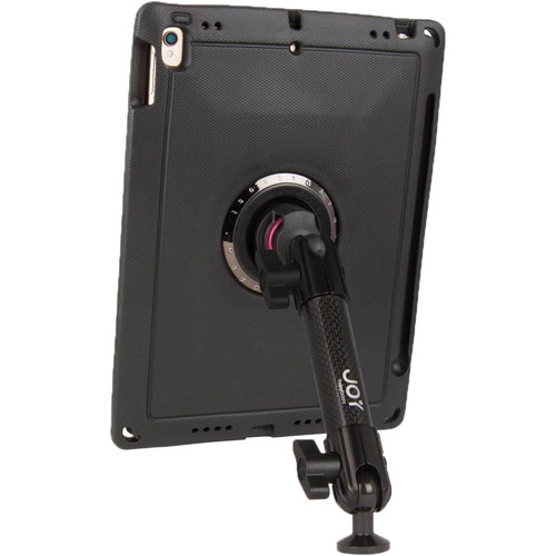 """The Joy Factory MagConnect Edge M Tripod/Mic Stand Mount for 10.5"""" iPad Pro"""