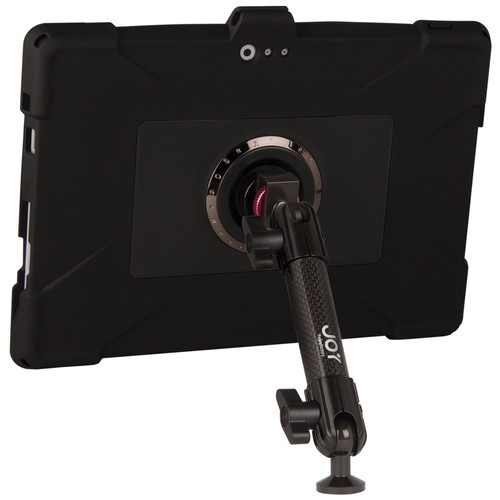 The Joy Factory MagConnect Edge M Tripod/Mic Stand Mount for Surface Pro and Pro 4