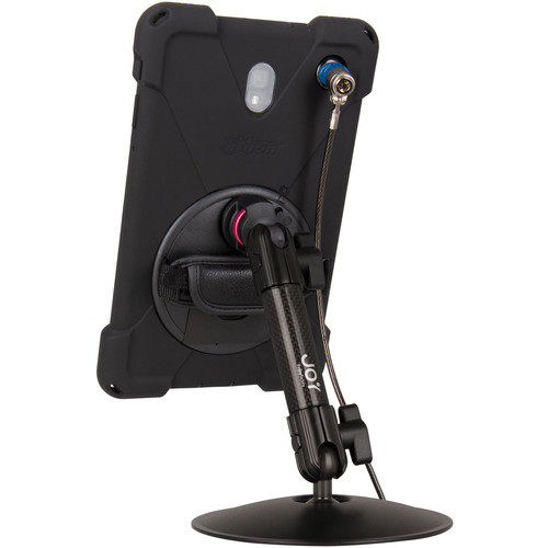 """The Joy Factory MagConnect Carbon Fiber Bold MPS Desk Stand for Galaxy Tab A 10.5"""""""