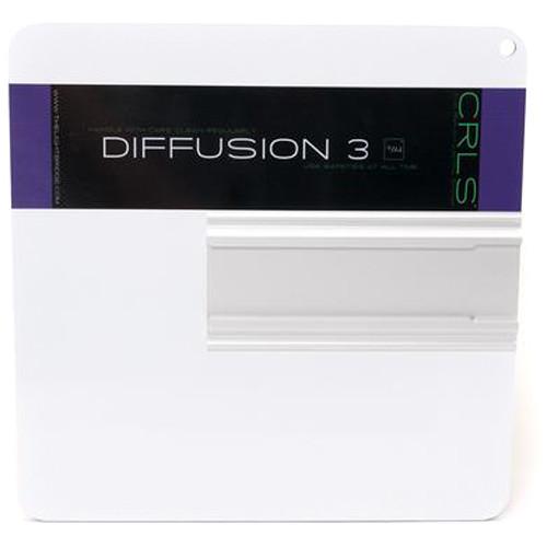 "The LightBridge Diff 3 Ambient Violet C-Reflector with Speedrail for C-Wheel & C-Spigot (9.8 x 9.8"")"