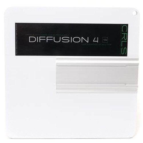 "The LightBridge Diff 4 Super White C-Reflector with Speedrail for C-Wheel & C-Spigot (9.8 x 9.8"")"