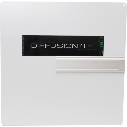 "The LightBridge Diff 4 Super White C-Reflector with Speedrail for C-Wheel & C-Spigot (19.7 x 19.7"")"